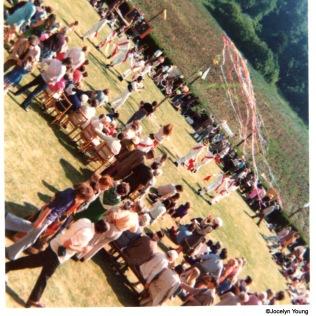 Sherborne summer fete 1974-001