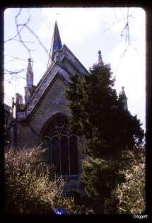 Sherborne Church